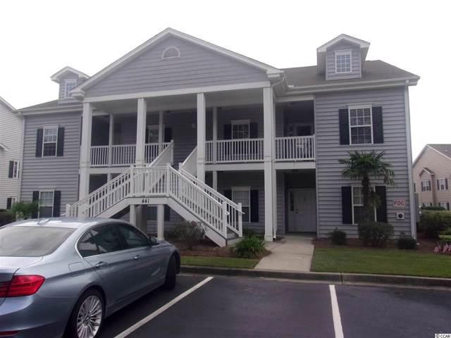 441 Mahogany Dr. #202, Murrells Inlet, SC 29576 (MLS #1923385) :: United Real Estate Myrtle Beach