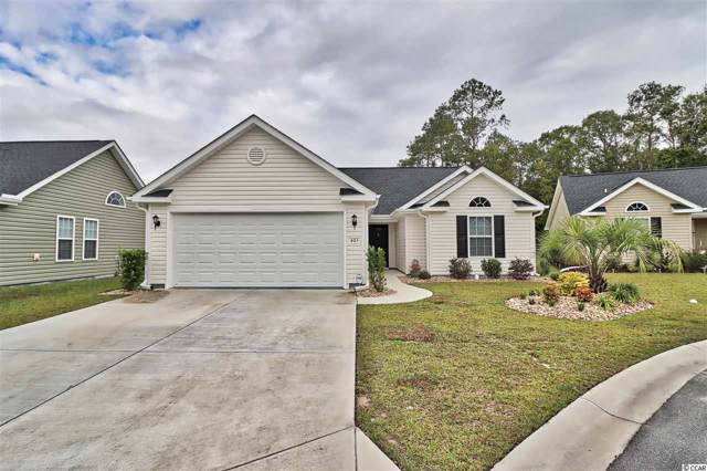 605 Old Fox Ct., Myrtle Beach, SC 29588 (MLS #1923436) :: Jerry Pinkas Real Estate Experts, Inc