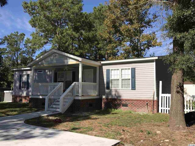 134 Ranchette Circle, Myrtle Beach, SC 29588 (MLS #1923503) :: The Hoffman Group