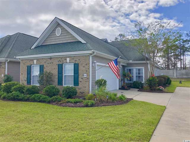107 Chenoa Dr. D, Murrells Inlet, SC 29576 (MLS #1923510) :: The Hoffman Group