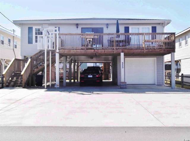 303 51st Ave. N, North Myrtle Beach, SC 29582 (MLS #1923552) :: SC Beach Real Estate