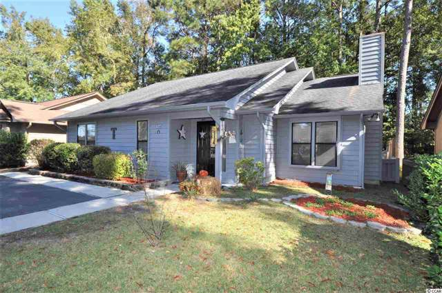 107 Hickory Dr., Conway, SC 29526 (MLS #1923584) :: The Trembley Group | Keller Williams
