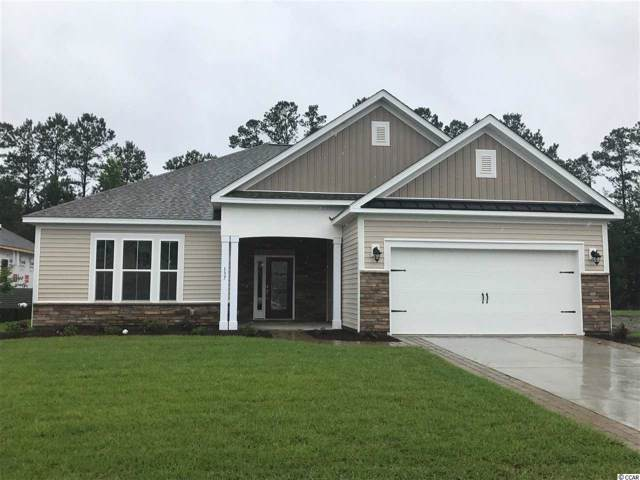 233 Copper Leaf Dr., Myrtle Beach, SC 29588 (MLS #1923611) :: Leonard, Call at Kingston