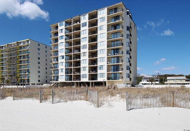 3513 S Ocean Blvd. #104, North Myrtle Beach, SC 29582 (MLS #1923640) :: James W. Smith Real Estate Co.