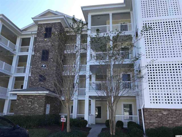4843 Luster Leaf Circle #203, Myrtle Beach, SC 29577 (MLS #1923656) :: The Litchfield Company