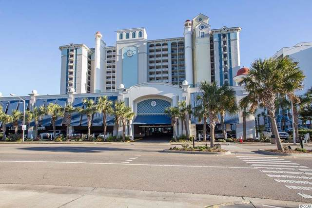 2311 S Ocean Blvd. #1155, Myrtle Beach, SC 29577 (MLS #1923687) :: The Litchfield Company