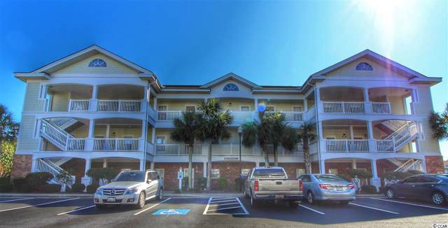 5801 Oyster Catcher Dr. #424, North Myrtle Beach, SC 29582 (MLS #1923698) :: The Hoffman Group