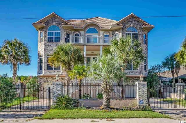 1339 Waterway Dr., North Myrtle Beach, SC 29582 (MLS #1923707) :: The Hoffman Group
