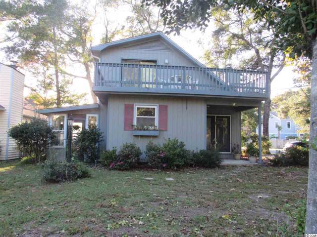 513-A 2nd Ave. N, North Myrtle Beach, SC 29582 (MLS #1923708) :: The Trembley Group | Keller Williams