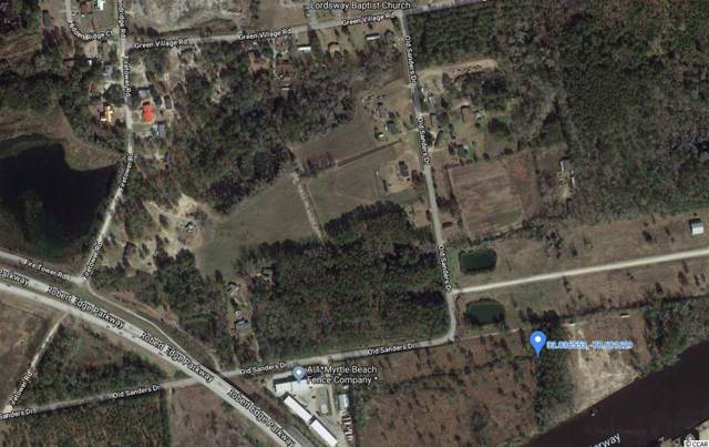 TBD Old Sanders Rd., Little River, SC 29566 (MLS #1923727) :: James W. Smith Real Estate Co.