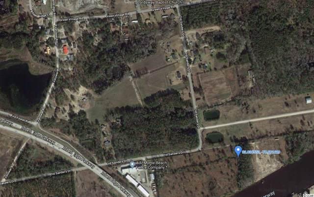 TBD Old Sanders Rd., Little River, SC 29566 (MLS #1923727) :: The Hoffman Group