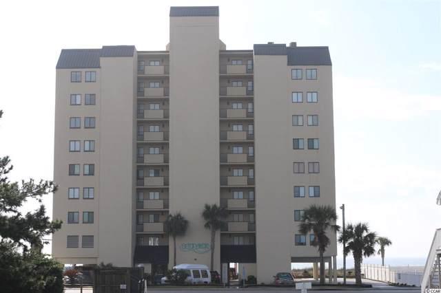 3513 S Ocean Blvd. #601, North Myrtle Beach, SC 29582 (MLS #1923738) :: The Hoffman Group