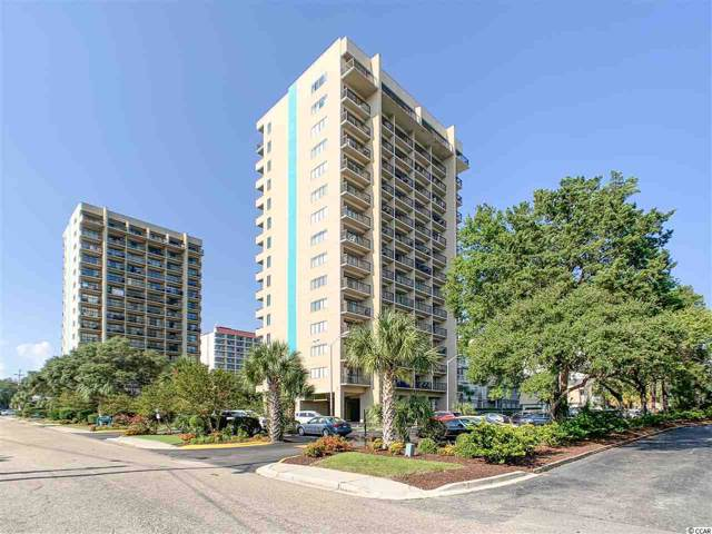 210 75th Ave. N #4033, Myrtle Beach, SC 29572 (MLS #1923745) :: The Greg Sisson Team with RE/MAX First Choice