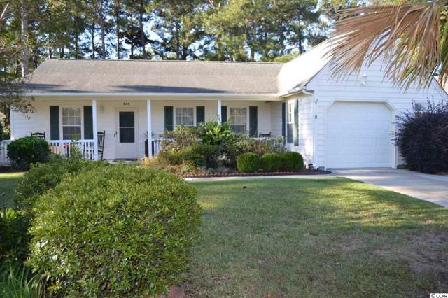 305 Mourning Dove Ln., Murrells Inlet, SC 29576 (MLS #1923766) :: United Real Estate Myrtle Beach