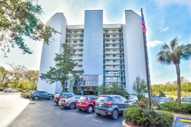 311 69th Ave. N #803, Myrtle Beach, SC 29572 (MLS #1923803) :: Garden City Realty, Inc.