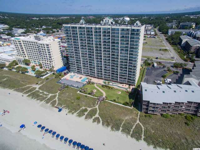 102 N Ocean Blvd. #103, North Myrtle Beach, SC 29582 (MLS #1923810) :: Armand R Roux | Real Estate Buy The Coast LLC