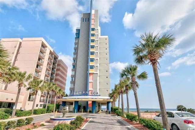 1708 N Ocean Blvd. #201, Myrtle Beach, SC 29577 (MLS #1923887) :: Jerry Pinkas Real Estate Experts, Inc