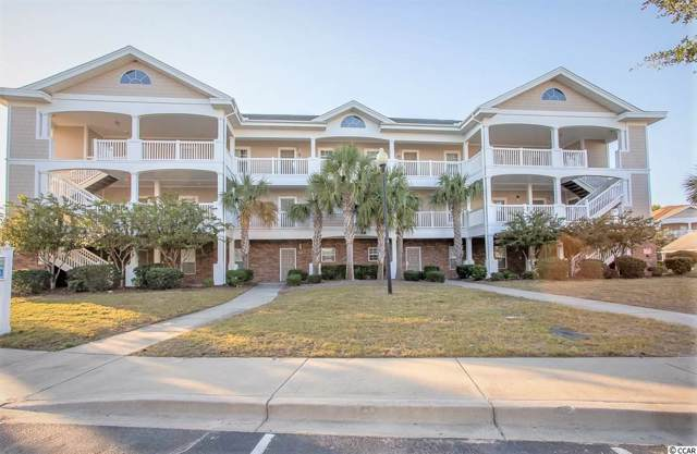 5801 Oyster Catcher Dr. #1131, North Myrtle Beach, SC 29582 (MLS #1923912) :: The Hoffman Group