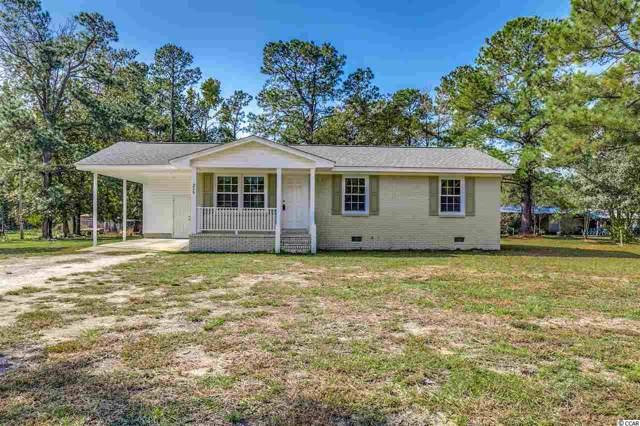 260 Mcnabb Short Cut Rd., Loris, SC 29569 (MLS #1923913) :: Jerry Pinkas Real Estate Experts, Inc