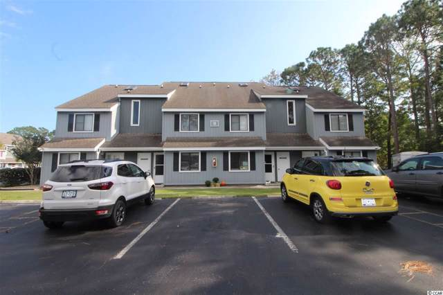 1881 Colony Dr. 9G, Surfside Beach, SC 29575 (MLS #1923939) :: The Trembley Group | Keller Williams