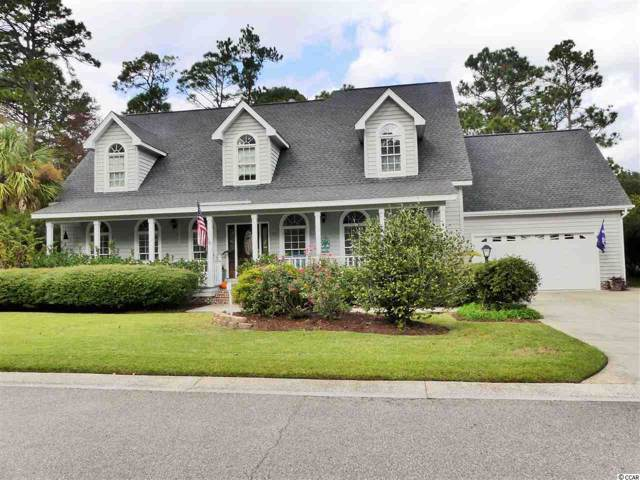71 Turtle Creek Dr., Pawleys Island, SC 29585 (MLS #1923953) :: The Trembley Group | Keller Williams