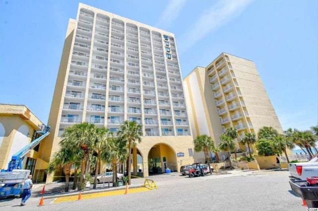 1207 S Ocean Blvd. #20809, Myrtle Beach, SC 29577 (MLS #1923954) :: United Real Estate Myrtle Beach