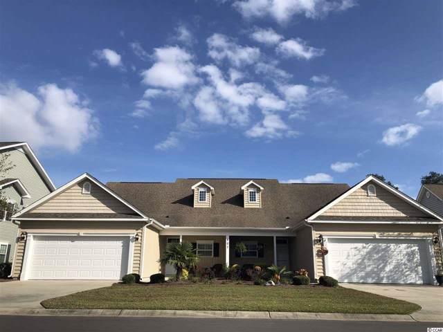 807 Sail Ln. #102, Murrells Inlet, SC 29576 (MLS #1923958) :: SC Beach Real Estate