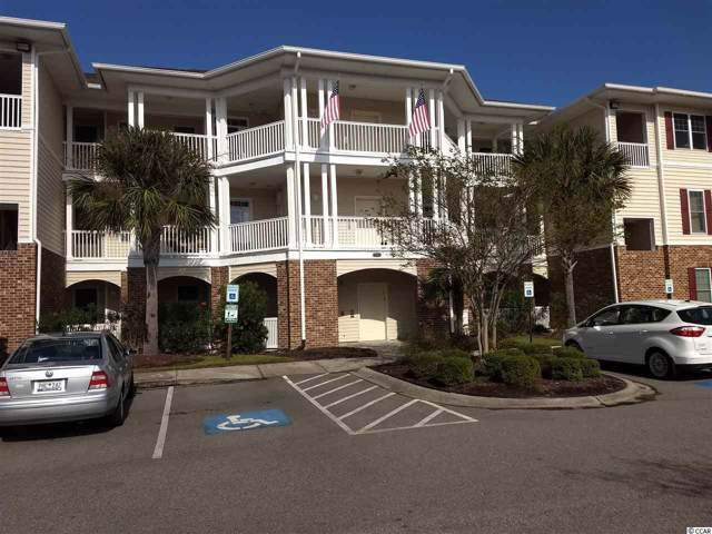 701 Pickering Dr. #302, Murrells Inlet, SC 29576 (MLS #1923970) :: SC Beach Real Estate