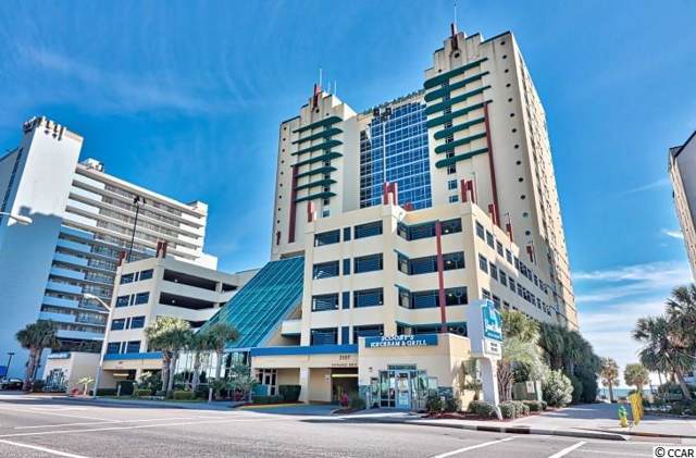 2007 S Ocean Blvd. S #1206, Myrtle Beach, SC 29577 (MLS #1923984) :: United Real Estate Myrtle Beach