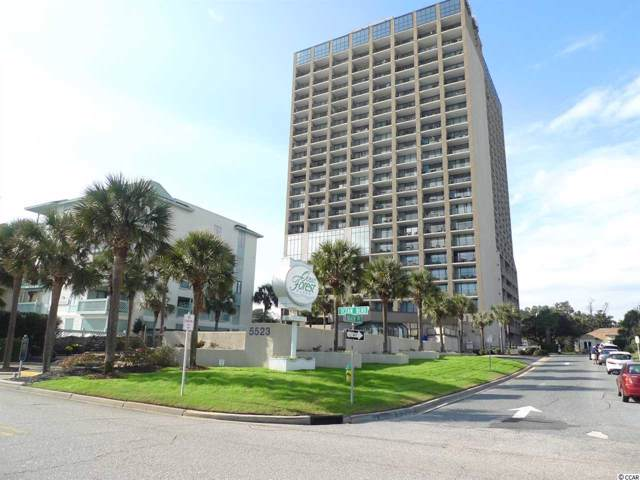 5523 N Ocean Blvd. N #1608, Myrtle Beach, SC 29577 (MLS #1923994) :: Berkshire Hathaway HomeServices Myrtle Beach Real Estate