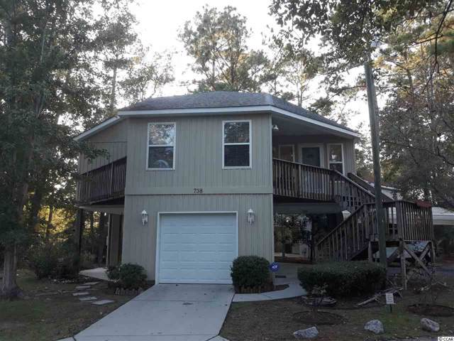 738 Tall Oaks Ct., Myrtle Beach, SC 29588 (MLS #1924031) :: The Hoffman Group