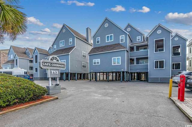 713 N Ocean Blvd. #205, Surfside Beach, SC 29575 (MLS #1924034) :: The Hoffman Group