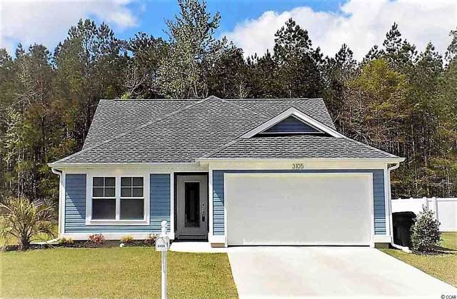 3105 Slade Dr., Conway, SC 29526 (MLS #1924045) :: Right Find Homes