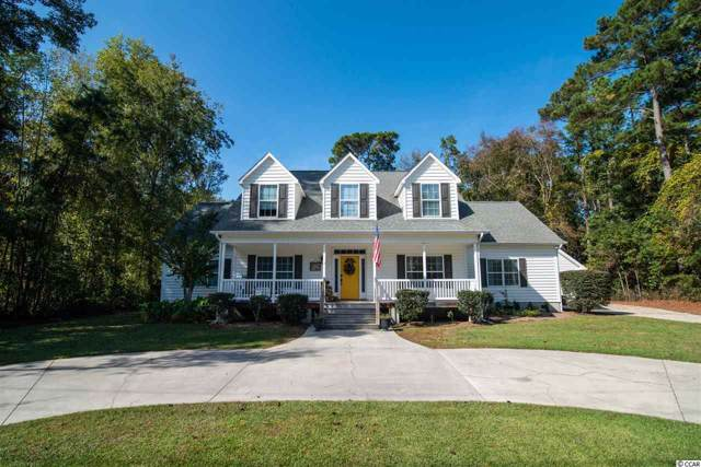 1364 Crooked Oak Dr., Pawleys Island, SC 29585 (MLS #1924049) :: The Trembley Group | Keller Williams