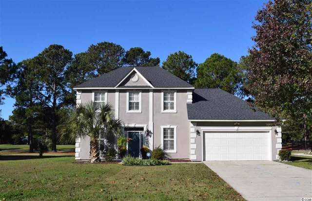 2881 Mashie Dr., Myrtle Beach, SC 29577 (MLS #1924058) :: The Hoffman Group