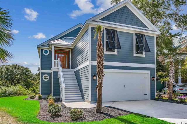 29 Trigger Fish Ln., Murrells Inlet, SC 29576 (MLS #1924062) :: The Hoffman Group