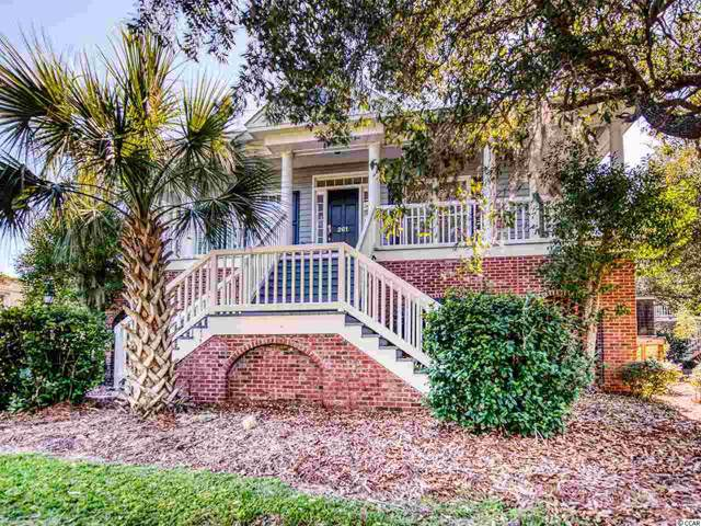 261 Marsh Lake Dr. #19, Georgetown, SC 29440 (MLS #1924068) :: James W. Smith Real Estate Co.