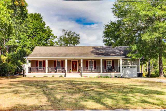 426 Greenfield Rd., Pawleys Island, SC 29585 (MLS #1924071) :: The Homes & Valor Team
