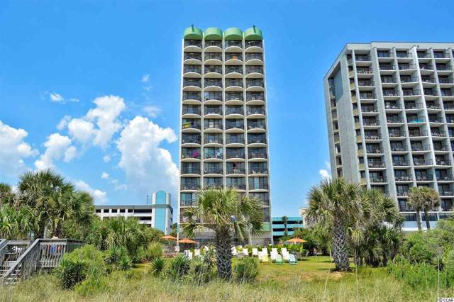 2310 N Ocean Blvd. #1405, Myrtle Beach, SC 29577 (MLS #1924080) :: Leonard, Call at Kingston