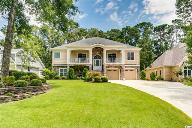 914 Oyster Pointe Dr., Sunset Beach, NC 28468 (MLS #1924086) :: Garden City Realty, Inc.