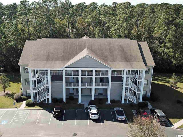 5870 Longwood Dr. #201, Murrells Inlet, SC 29576 (MLS #1924127) :: The Litchfield Company