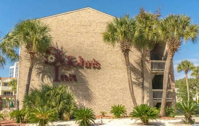 6803 N Ocean Blvd. #337, Myrtle Beach, SC 29572 (MLS #1924147) :: SC Beach Real Estate