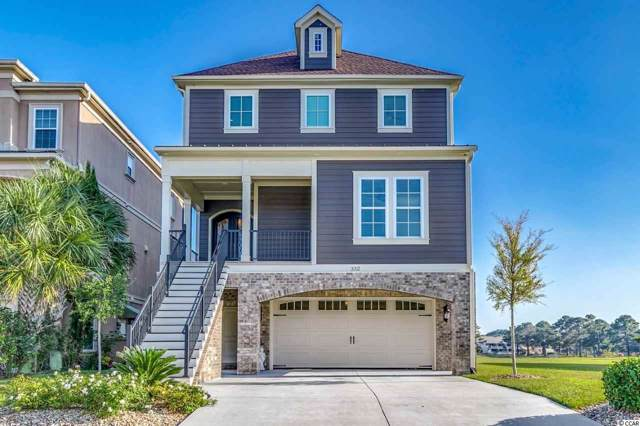 332 West Palms Dr., Myrtle Beach, SC 29579 (MLS #1924164) :: United Real Estate Myrtle Beach