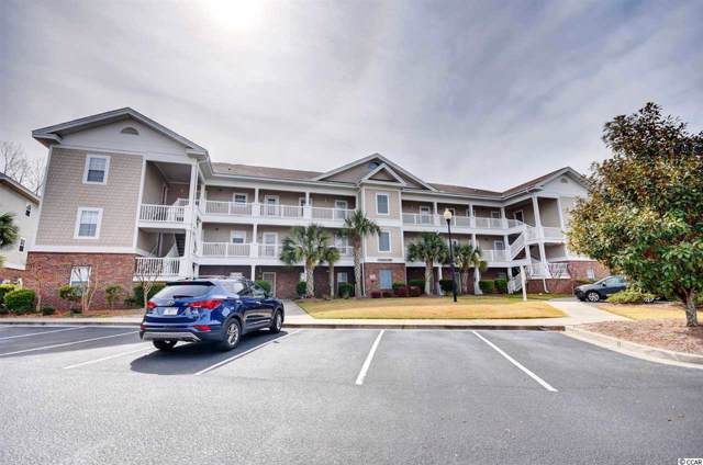 5801 Oyster Catcher Dr. #1825, North Myrtle Beach, SC 29582 (MLS #1924186) :: The Hoffman Group