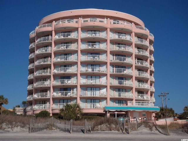 7000 N Ocean Blvd. N #504, Myrtle Beach, SC 29572 (MLS #1924196) :: Right Find Homes
