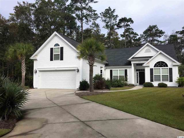 1025 Flatrock Ct., Murrells Inlet, SC 29576 (MLS #1924198) :: The Lachicotte Company