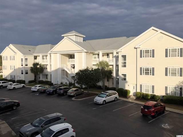 901 West Port Dr. #1221, North Myrtle Beach, SC 29582 (MLS #1924211) :: The Trembley Group | Keller Williams
