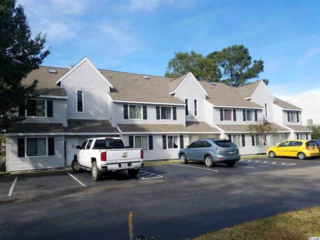 500 Fairway Village Dr. E-6, Myrtle Beach, SC 29588 (MLS #1924224) :: Garden City Realty, Inc.