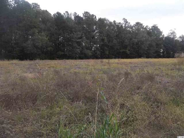 0 Nichols Hwy., Aynor, SC 29511 (MLS #1924235) :: The Litchfield Company