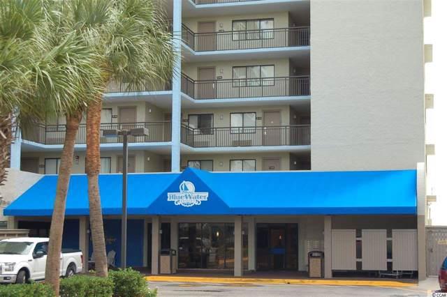 2001 S Ocean Blvd. #1502, Myrtle Beach, SC 29577 (MLS #1924237) :: The Lachicotte Company
